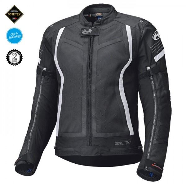 HELD Textiljacke AEROSEC GTX TOP schwarz-weiss