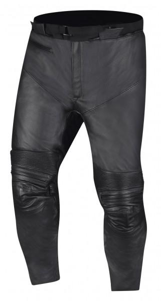 IXS Lederhose in Übergröße JOTA schwarz