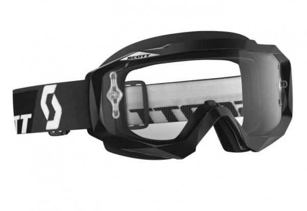 SCOTT Motocross Brille HUSTLE MX schwarz