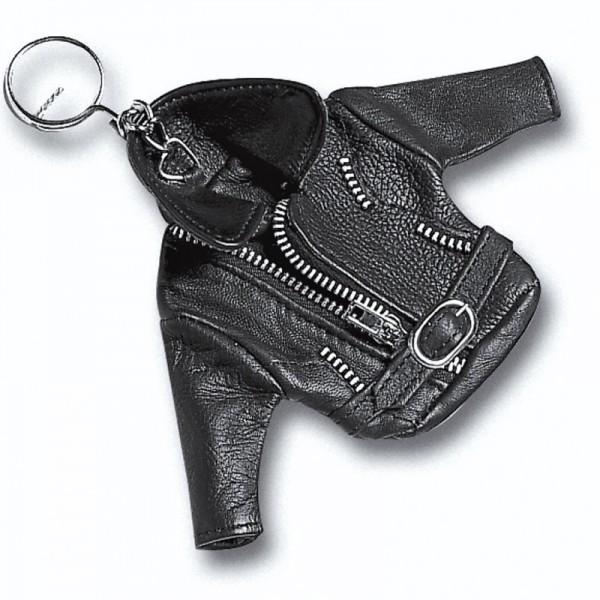 HELD Schlüsselanhänger Jacke schwarz