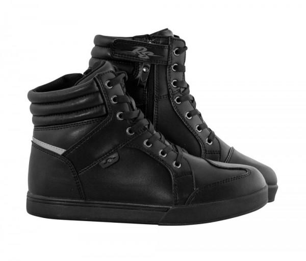 RUSTY STITCHES Stiefel Schuhe JOEY schwarz