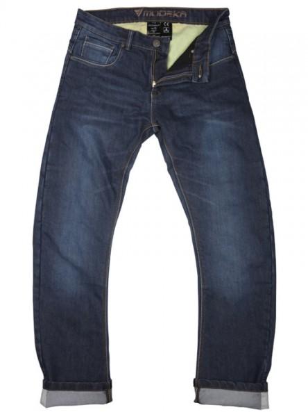 MODEKA Jeans NYLE blau mit Coolmax
