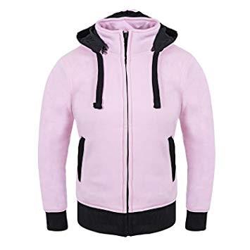 GERMAS Damen Hoodie CLASSIC-RIDE rosa