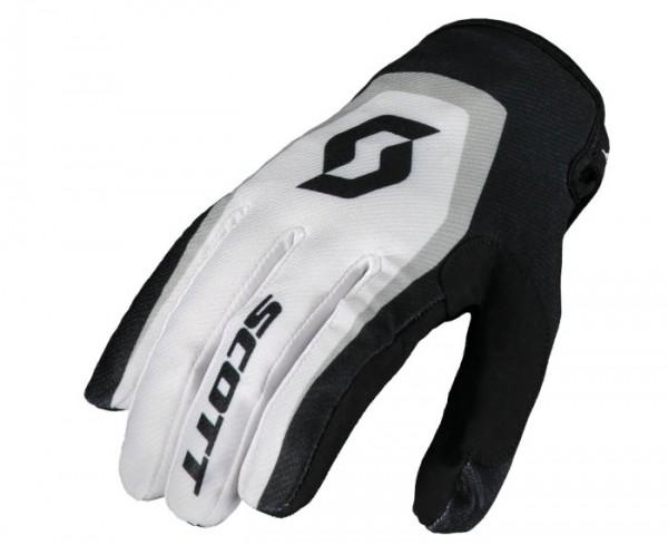 SCOTT Handschuhe 350 DIRT schwarz-weiss
