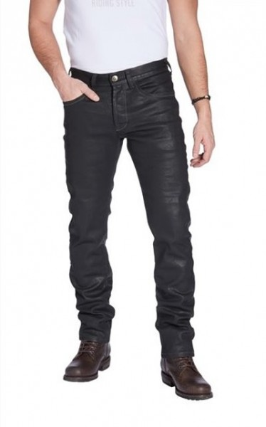 ROKKER Jeans ROCKERTECH PANT BLACK 1070