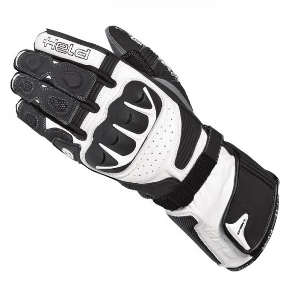 HELD Damen Sport Handschuhe EVO-THRUX schwarz-weiss
