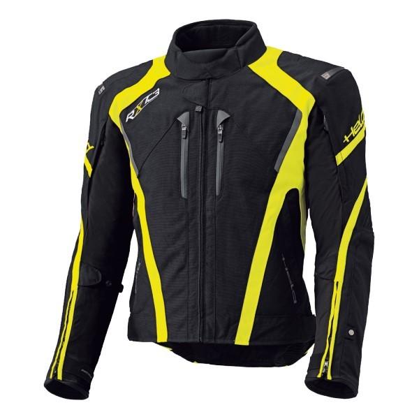 HELD GTX Textiljacke IMOLA 2 GORE-TEX® schwarz-gelb