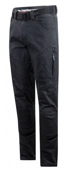 LS2 Kevlar Motorradjeans STRAIGHT PANT dark grey
