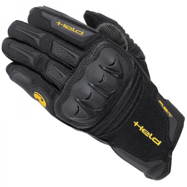 HELD Handschuhe SAMBIA ADVENTURE schwarz