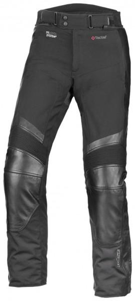 BÜSE Textil/Lederhose FERNO schwarz