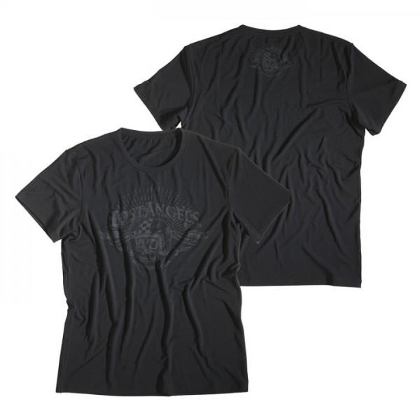 ROKKER Funktionsshirt PERFORMANCE TEE Bakersfield black