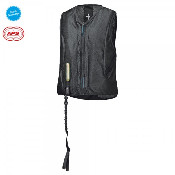 HELD Airbag Weste aufblasbare Clip-in Air Vest