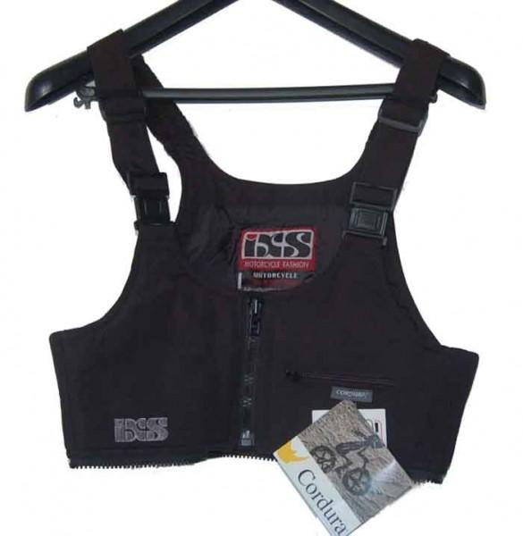 IXS Damen Hosenaufsatz Latz Tex-Zip