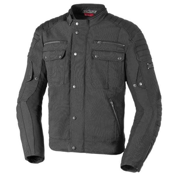 BÜSE Textiljacke CARSON wasserdicht schwarz