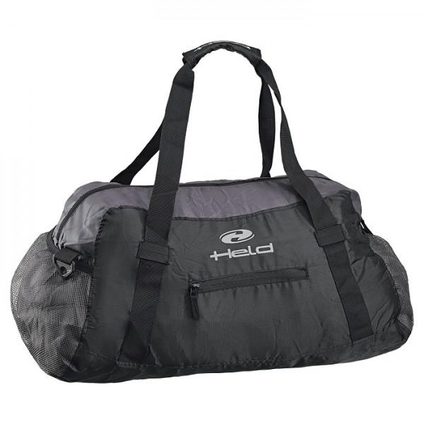 HELD Gepäcktasche Tasche STOW CARRY BAG schwarz-grau