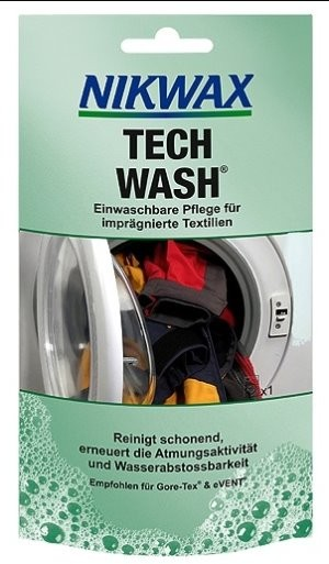 NIKWAX Funktions-Waschmittel Tech Wash 100 ml