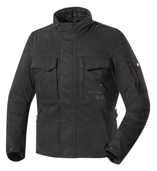 IXS Textiljacke Rollerjacke REI schwarz