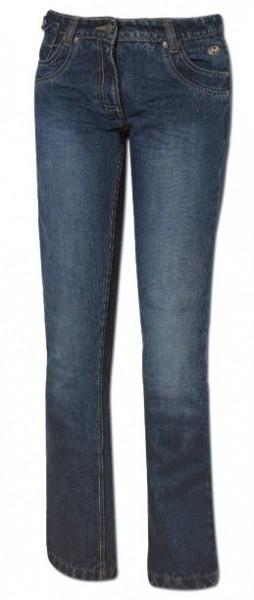HELD Damen Kevlar Jeans CRACKERJANE blue blau