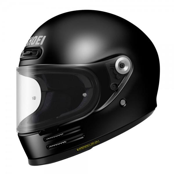 SHOEI Integralhelm Vintage Helm GLAMSTER schwarz