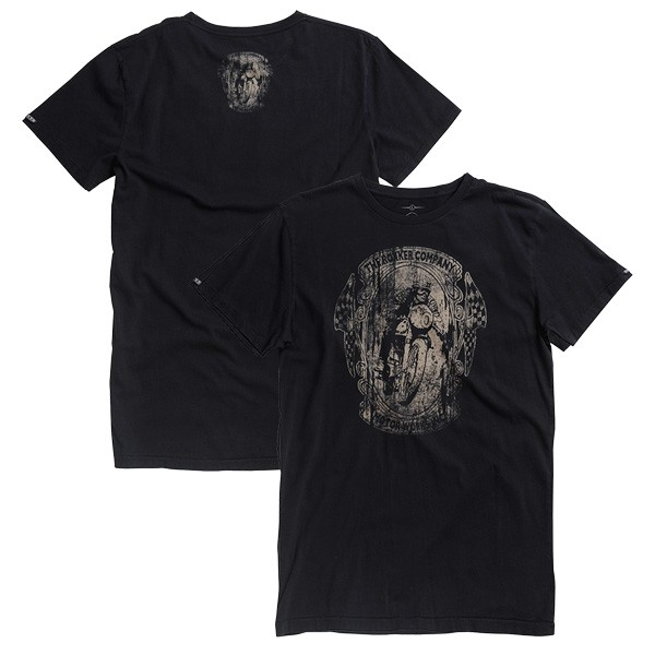 ROKKER T-Shirt DAYTONA SPEED black