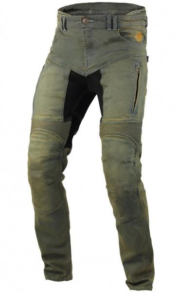 TRILOBITE Kevlar Jeans PARADO Slim Fit mit TÜV CE Dirty Blue