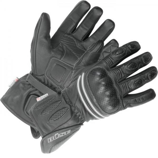 BÜSE Sport Handschuhe PIT LANE schwarz