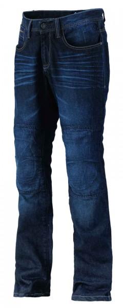 SCOTT Kevlar Denim Jeans blau