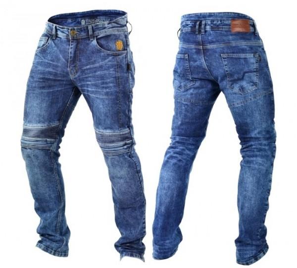 TRILOBITE Kevlar Jeans MICAS URBAN blau