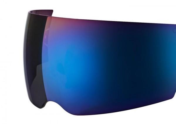SCHUBERTH Sonnenblende blau getönt für C3, C3 Pro, E1, M1, S2