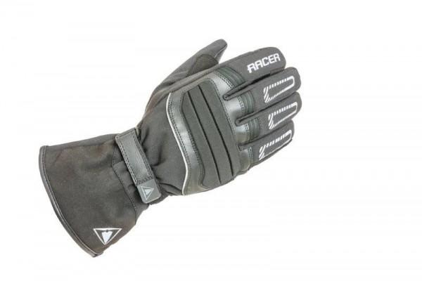RACER Handschuhe MONTANA wasserdicht schwarz