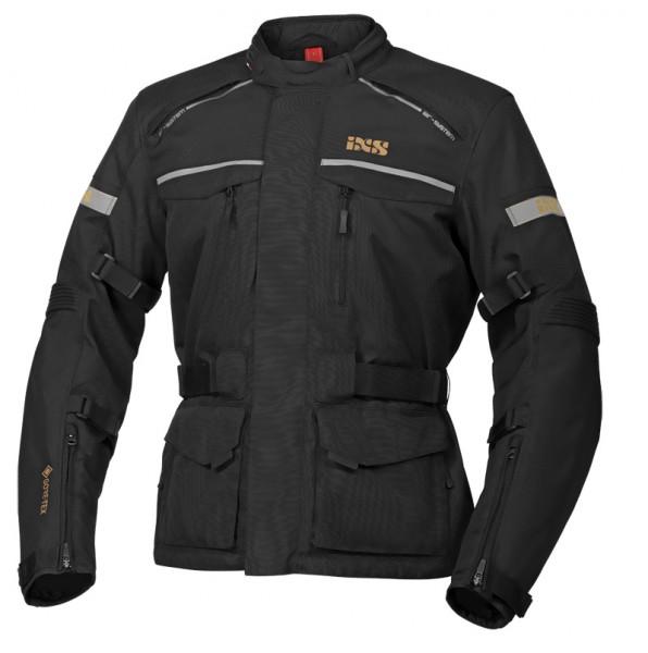IXS Textiljacke Tour Jacke CLASSIC GTX schwarz
