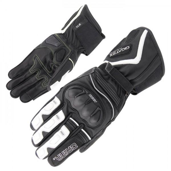 ORINA Handschuhe NEPTUNE wasserdicht schwarz-weiss