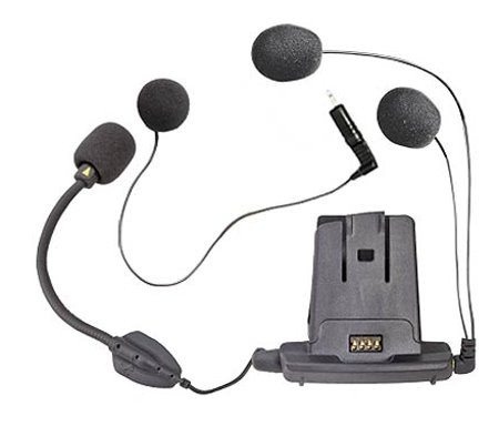 CARDO Audiokit für Qz / Q1 / Q3