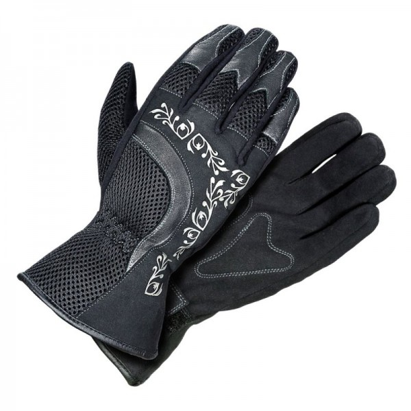 RACER Damen Handschuhe SANDY LADY schwarz