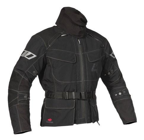 RUKKA Textiljacke COSMIC Gore-Tex® 3-Lagen-Laminat schwarz