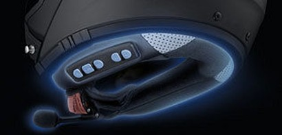 SCHUBERTH Helmsprechanlage SRC-System für C3 Pro + E1