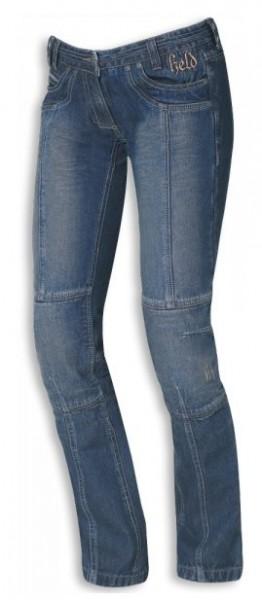 HELD Kevlar Damen Jeans GLORY blau