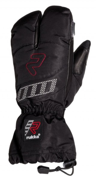 RUKKA Handschuhe GTX 3 FINGERS schwarz