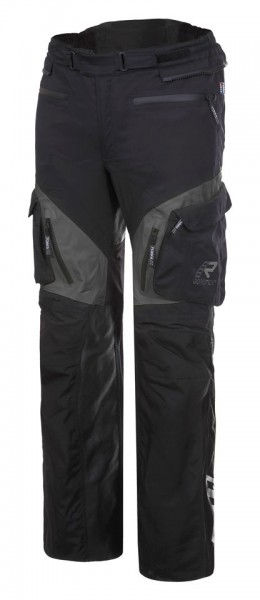 RUKKA Textilhose R.O.R schwarz GORE-TEX®