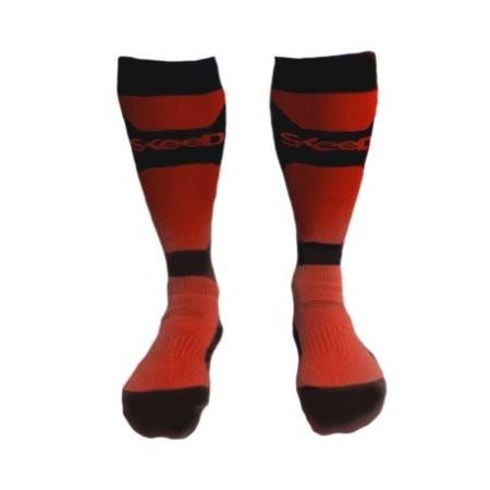 SKEED Fuktionswäsche Socks SPA red