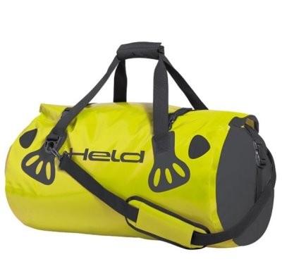 HELD Gepäcktasche Tasche CARRY BAG 60 ltr. schwarz-gelb