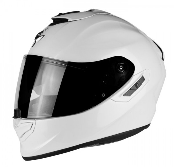 SCORPION Integralhelm EXO-1400 AIR Solid Pearl White