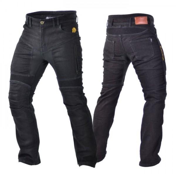 TRILOBITE Kevlar Jeans PARADO mit TÜV CE schwarz