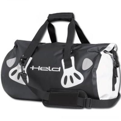 HELD Gepäcktasche Tasche CARRY BAG 30 ltr. schwarz-weiss
