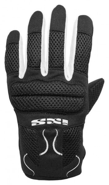 IXS Sommer Handschuhe SAMUR EVO schwarz-weiss