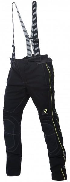 RUKKA GORE-TEX® Textilhose PREMIUM schwarz gelb