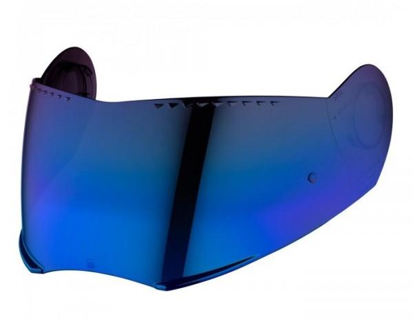 SCHUBERTH Visier SV1 blau verspiegelt