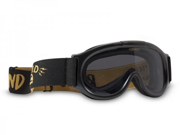 DMD Motorradbrille Seventyfive / Racer getönt