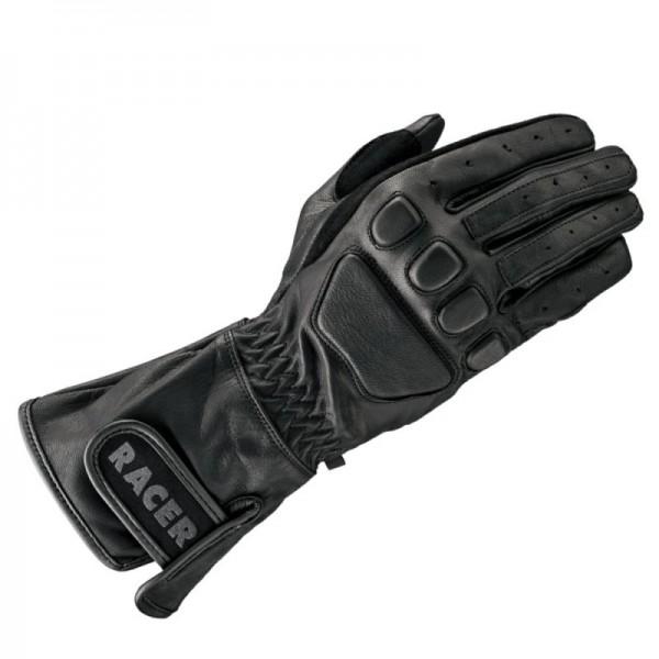 RACER Handschuhe ONTOUR schwarz