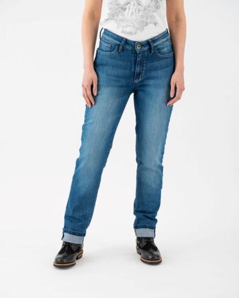 ROKKER Damen Jeans BIRDIE blue